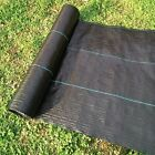 Agfabric Landscape Heavy Duty PP Woven Weed Barrier for Garden Plant Raised Bed