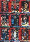 2018/19 Panini Prizm NBA...U Pick From List..Assorted Inserts++...FREE SHIPPING <br/> Green-Red White Blue-Red Cracked Ice Prizm Refractors