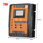 Solar Cell Panel Charge Controller 12/24V 30/50/70A MPPT Auto Battery Regulator