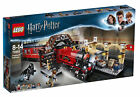 Внешний вид - NEW SEALED LEGO Harry Potter Hogwarts Express 75955 Building Kit (801 Pieces)