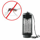 Electric Electronic Insect Fly Mosquito Bug Killer Trap Zapper UV LED Light US photo