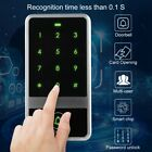 Touch Keypad Password Door Lock ID Card Reader For Access Control Home Security