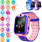 Anti-lost Smart Watch LBS Tracker SOS Call GSM SIM Xmas Gifts For Child Kids