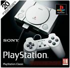 Sony PlayStation Classic Mini Console - Brand new in retail box - 2 controllers