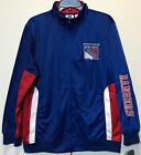 NWT New York Rangers YOUTH size XL Full Zip Jacket NHL Hockey NY Boy's Shirt $12.99 USD on eBay