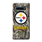 PITTSBURGH STEELERS CAMO Samsung Galaxy S6 S7 Edge S8 S9 S10 Plus S10e 3D Case