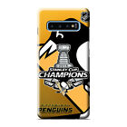 PITTSBURGH PENGUINS CHAMP Samsung Galaxy S6 S7 Edge S8 S9 S10 Plus S10e 3D Case $16.99 USD on eBay