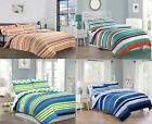 New Bedding Sets Pom Pom Printed Duvet / Quilt Cover & pillow Case 100% Cotton