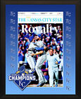 """KANSAS CITY ROYALS 2015 World Series Champions Star Front Page 8x10"""" Plaque on Ebay"""
