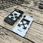 Off-White Sprvvy Swvvncl Design Case for iPhone X Xs Max XR & iPhone 11 Pro Max