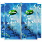 Radox Feel Restored Gift Set Muscle Soak & Bath Salts With Towel
