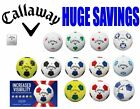Callaway Chrome Soft Truvis Golf Balls **HUGE SAVINGS** 1 Dozen