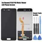 LCD Display Touch Screen Digitizer Assembly Replacement for Huawei P10 P20 Mate