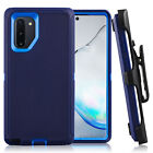 For Samsung Galaxy Note 10 Case Rugged Cover w/ Belt Clip Fits Otterbox Defender