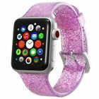 Silicone Straps for Apple Watch Bands 42mm 44mm 38mm 40mm Silcone for Apple Watc
