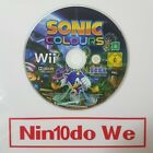 Sonic the Hedgehog Game series (Wii) Multi-Listing -
