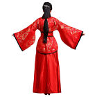 Chinese Ancient Hanfu Traditional Costume Stage Performance Dress Kit for Women