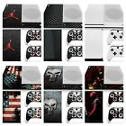 XBOX ONE S Protective Vinyl Skin Decal Stickers for Console and Controllers