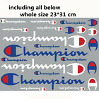 Whole sheet mixed Sports Logo NIKE Iron on Heat Transfer Patches DIY for Cloth