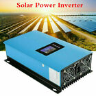 1000W/2000W Solar Power Grid Tie Inverter with Limiter 110/220V CE Certification