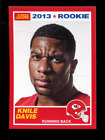 2013 Score FB Inserts +Hot +Red +Rookies You Pick - Buy 10+ cards FREE SHIP