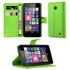 Case for Nokia Lumia 630 / 635 Phone Cover Protective Book Kick Stand