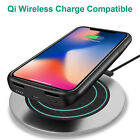 Luxury Qi Wireless Battery Charger Power Charging Case For iPhone XS Max 8 7 6