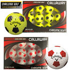 Callaway Chrome Soft TRUVIS Recycled Hit Me Again Golf Balls - NEW! 2019