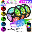 Kyпить Bluetooth Control Wireless Smart RGB LED Strip Light USB Powered Sync With Music на еВаy.соm