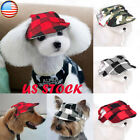 Pet Dog Hat Baseball Cap Sports Windproof Travel Sun Hat For Chihuahua Large Dog