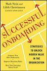 Successful Onboarding: Strategies to Unlock Hidden Value Within... 9780071739375