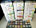 Nintendo DS Games CHOOSE YOUR OWN TITLE Also Playable on 2DS / 3DS / DSi / XL's $25.33 AUD on eBay