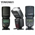 YONGNUO YN560IV YN560III  Wireless Flash Speedlite Canon Nikon YN600EX-RT II Kit