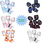 6Gear Protective Pads Elbow Knee Wrist Kids Set Skating Pad Roller Guards Sports image