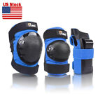 Adult/Child Knee Pads Elbow Pads Wrist Guards 3 in 1 Protective Gear Set image