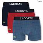 3er+Pack+LACOSTE+Boxershorts+Boxer+Colours+Cotton+Stretch+Trunks+Farbwahl