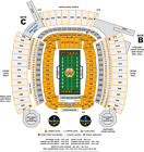 Pittsburgh Steelers vs Miami Dolphins 2 Club tickets Section 240+Hotel! 10/28 $595.0 USD on eBay