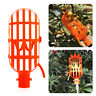 More images of Garden supplies Plastic apple Catcher Fruit Picker Picking Tool Peach Collector
