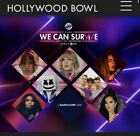 We+Can+Survive+-++2+Concert+Tickets+-+Oct+19th+Hollywood+Bowl