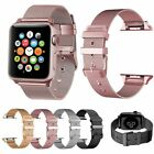 For Apple Watch Band 42mm 38mm 44mm 40mm Series 5/4/3/2 Milanese Stainless Steel image