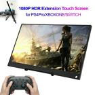 15.6 inch HDR Ultra Narrow edge Display for PS4 pro SWITCH XBOX Extension Screen