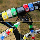Silicone Bike Bicycle Cycling Head Front Rear Wheel LED Flash Light Lamp Novelty