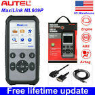 Autel ML609P AL619 OBD2 Auto Diagnostic Scanners Tool ABS Engine Airbag AS ML619