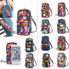 US Fashion Mini Cross-Body Shoulder Strap For Cell Phone Pouch Wallet Purse Bag image