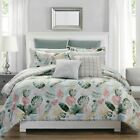 11 Piece Bermuda Comforter Set with Sheets image