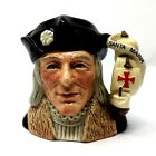 Royal Doulton Small Size Character Jugs Wide Choice Of Different Designs