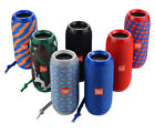 Bluetooth LOUD Speaker Wireless Outdoor Stereo Bass Loudspeaker USB/TF/FM Radio