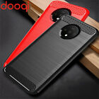 For OnePlus 8 7 6 5 T Pro Shockproof Carbon Fiber Slim Rubber Phone Case Cover