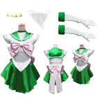 Sailor Moon Costume Cosplay Uniform Fancy Dress Up Sailormoon Outfit Gloves Suit