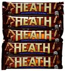 Hershey's Heath Milk Chocolate English Toffee Bars Full-Size, 1.4 Ounce